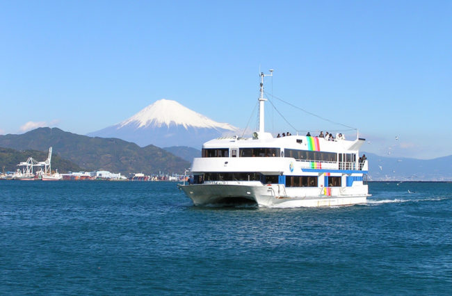富士山清水みなとクルーズ/清水港水上バス
