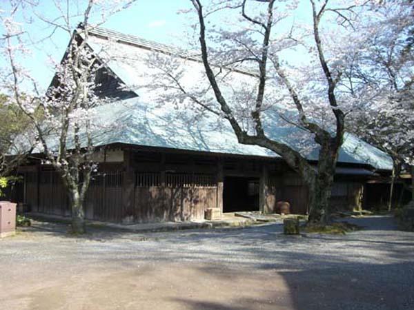 重要文化財 江川邸