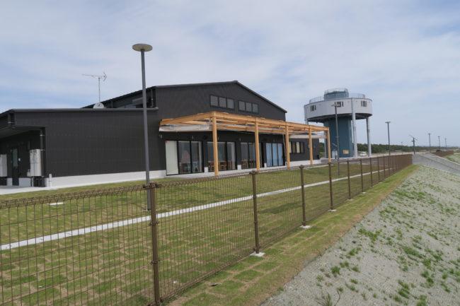 磐田市渚の交流館